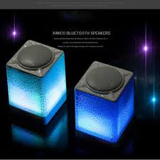 moonlight speakers moonlight wireless cracked bluetooth speaker portable tf card