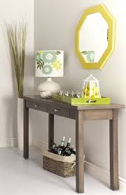 Ultra Thin Console Table Console Table Entryway Console Table Espesseeds House And Modern