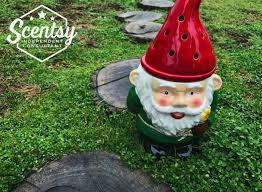 Garden Nome by Scentsy March 2017 Warmer Of The Month Garden Gnome He U0027s A Modern