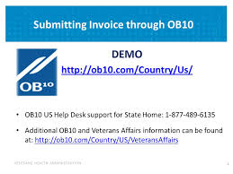 Veterans Affairs Help Desk Agenda Invoice Process What Has Changed Ppt Download