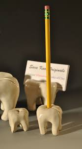 Tooth Shaped Planter by Tooth Pencil Holder Dental Nerd Pinterest Medium Pencil And