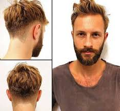 hair styles for back of back hairstyles mens hairstyles 2018