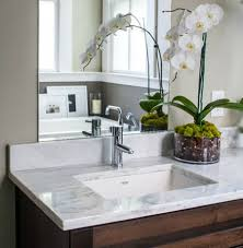 bathroom countertop decorating ideas bathroom mesmerizing undermount bathroom sink for bathroom