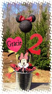 Centerpieces For Minnie Mouse Party by 112 Best Minnie Mouse Party Ideas Images On Pinterest Minnie