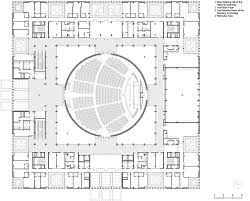 Center Hall Colonial Floor Plan Vietnamese National Assembly In Hanoi Gmp Architekten Archdaily
