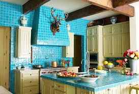 Turquoise Kitchen Decor Ideas Turquoise And Brown Kitchen Ideas U2013 Quicua Com