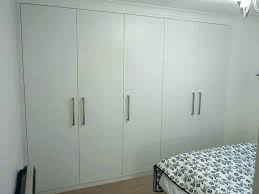 Floor To Ceiling Wardrobe Closet Doors Sliding And Different
