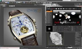 3d Max by Lightmap Hdr Light Studio Live Arrives For 3ds Max V Ray