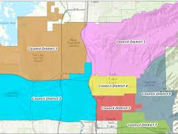 Map Of Salt Lake City Utah by The Race For 4 Salt Lake City Council Seats Is On Deseret News