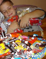 candy bags halloween jo u0027s boys an embarrassment of riches