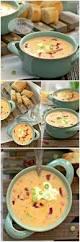 slow cooker skinny loaded potato soup healthy comfort food