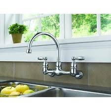 wall mounted faucets kitchen wall mount home faucets ebay