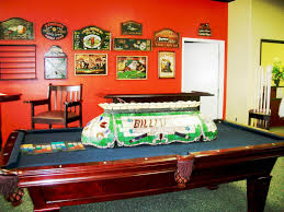 Billiard Room Decor Cool Game Room Ideas
