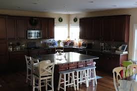 Dark Gray Cabinets Kitchen Our Kitchen Before And After Love Your Abode