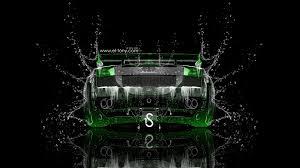 Lamborghini Gallardo Back - lamborghini gallardo water car 2013 el tony
