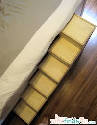 Dog Steps For High Beds Pet Stairs For Bed Diy Do It Your Self