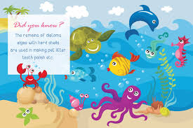 30 educative and water animal facts for