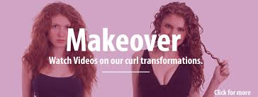 hair makeover videos curly hair styling makeover videos