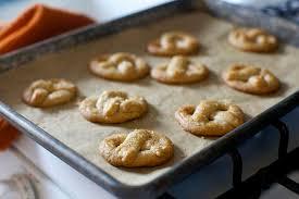 sugared pretzel cookies u2013 smitten kitchen