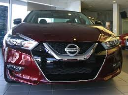 nissan maxima us news the 2016 nissan maxima platinum paid us a visit uncategorized