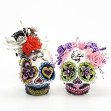 sugar skull cake topper cheap skull cake toppers find skull cake toppers deals on line at