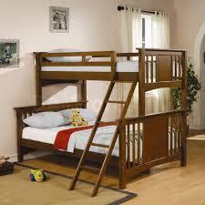 twin over futon bunk bed wood double deck bedroom storage tikspor