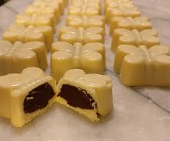 irish coffee filled chocolates 8 steps with pictures