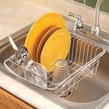 Kitchen Sink Dish Rack Kitchen Sink Dish Drainer Drying Rack Kohler Small The Zoom
