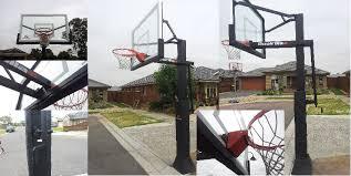 Backyard Basketball Hoops Goalrilla Australia U0027s Best Kept Backyard Basketball Secret