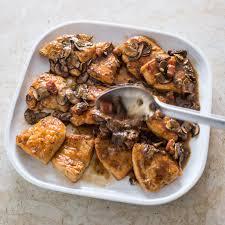 marsala cuisine weekend recipe better chicken marsala for two kcet