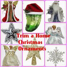 trim a home christmas decorations 7 best trim a home christmas ornaments for your christmas tree