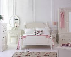 Toulouse White Bedroom Furniture The Harrington White Collection