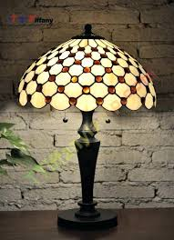 Stained Glass Ceiling Fan Light Shades Style L Shade Stained Glass L Shade L