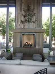 barn architecture styles with conservative fireplace for living