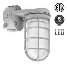 vapor proof fluorescent light fixtures integrated led vapor proof outdoor fixture 20w 70w mh hps