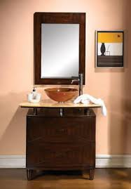 36 inch bathroom cabinet 36 onyx verdana vessel sink bathroom vanity w matching mirror