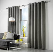 Light Gray Curtains by Leighton Grey Eyelets In Free Uk Delivery Terrys Fabrics Light