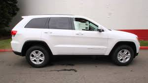 white jeep 2014 2014 jeep grand cherokee laredo white ec440180 seattle