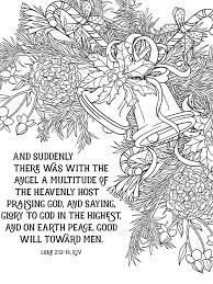 luke bible study u2013 week 4 u2013 conclusion christmas coloring sheets
