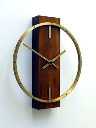 Cool Wall Clocks Wall Clock Great Wall Clock Design Large Gray Rustic Wood Clock