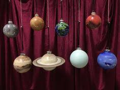 solar system ornaments i these so much i think i might make
