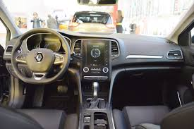 renault scenic 2017 interior renault megane sedan 2017 price in india specs features pictures