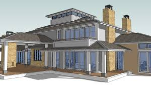 Hip Roof House Plans by Hip House Tutorial How To Make A Hip Roof Using Sketchup And