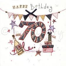70th birthday cards u2013 gangcraft net