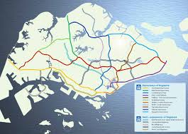 Singapore Map World by Singapore Map New Launch Condo Hotline 81888169