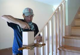 Sliding Down A Banister Building A Housed Newel Thisiscarpentry