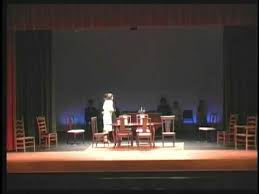 The Dining Room Ar Gurney The Dining Room Act Two Youtube