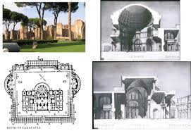 baths of caracalla floor plan uncategorized urbanemergence page 2