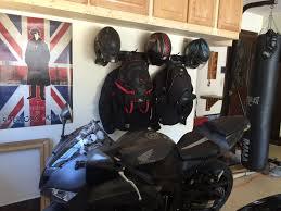 no fear motocross helmet perfect motorcycle helmet rack easy make it yourself youtube