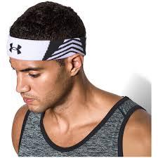 mens headband armour men s ua undeniable headband for men lyst